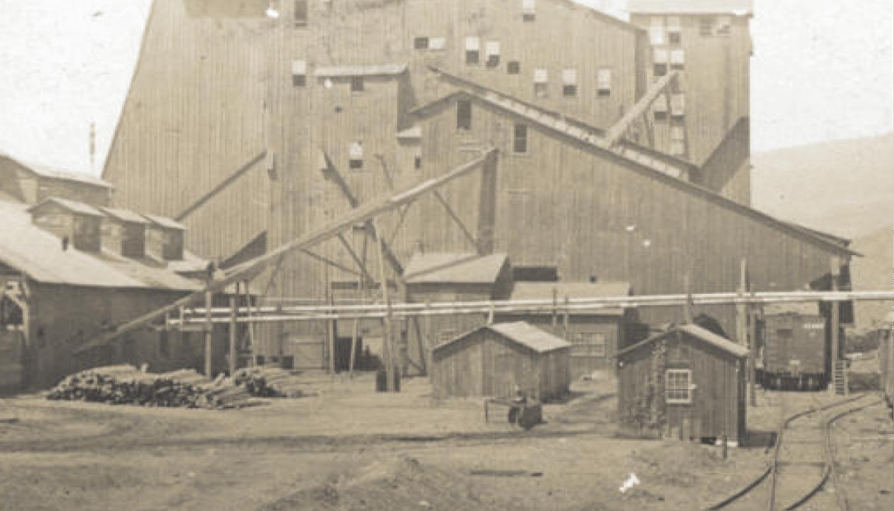 Photo of Anthracite Coal Mines in Pennsylvania