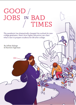 Good Jobs in Bad Time Cover