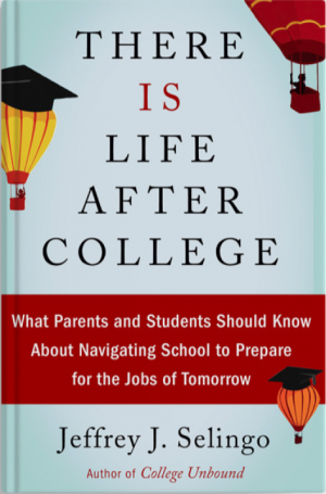 There is Life After College book cover